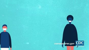 Centers for Disease Control and Prevention TV Spot, 'COVID-19: Protect Yourself: Social Distancing' - Thumbnail 8