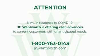 J.G. Wentworth TV Spot, 'Covid Response' - Thumbnail 5