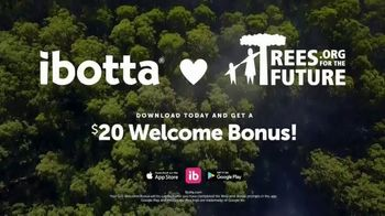 Ibotta TV Spot, 'Trees for the Future: Paper Coupon Waste' - Thumbnail 9