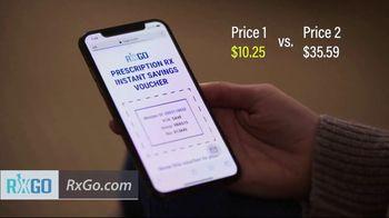 RxGo TV Spot, 'Prescription Price Comparison Tool' - Thumbnail 7