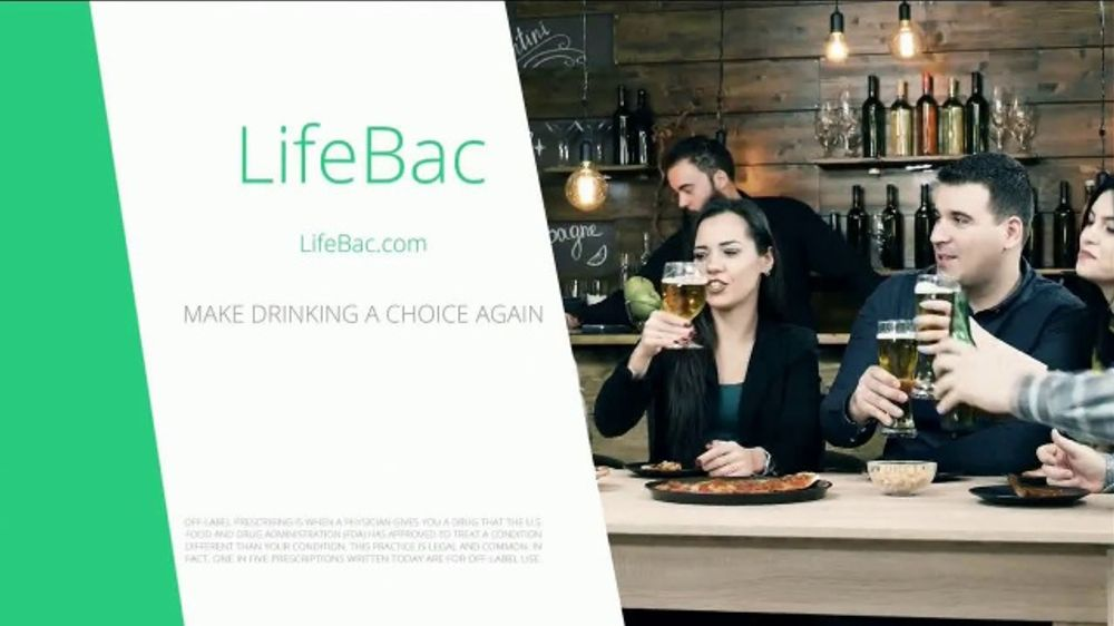 LifeBac TV Commercial, 'Suppress the Cravings'