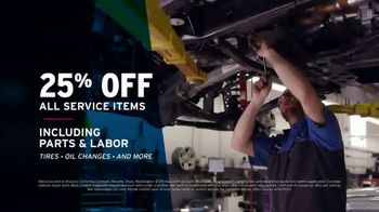 AutoNation TV Spot, 'Online and Over the Phone: 25 Percent Off Service + Financing' - Thumbnail 5