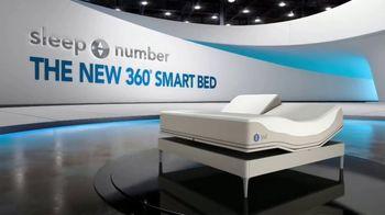 Sleep Number Biggest Sale of the Year TV Spot, 'Quality Sleep is Game-Changer' Ft. Dak Prescott - Thumbnail 3
