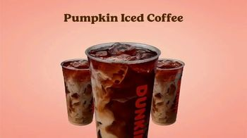 Dunkin' TV Spot, 'Pumpkin: Nothing Better' - Thumbnail 6