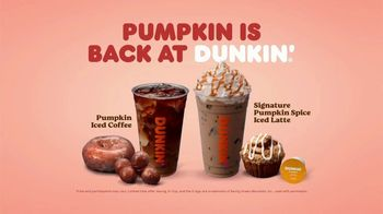 Dunkin' TV Spot, 'Pumpkin: Nothing Better' - Thumbnail 8