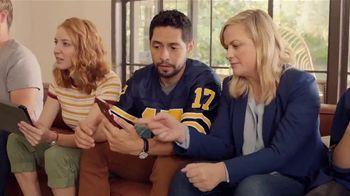 XFINITY Internet TV Spot, 'Fan Favorite Venue: 200 Mbps' Featuring Amy Poehler
