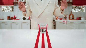KFC Secret Recipe Fries TV Spot, 'I've Fried Everything' [Spanish] - Thumbnail 2