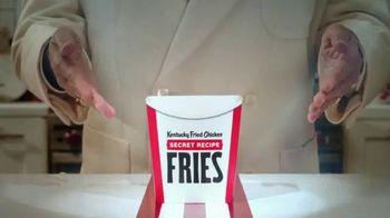 KFC Secret Recipe Fries TV Spot, 'I've Fried Everything' [Spanish] - Thumbnail 3