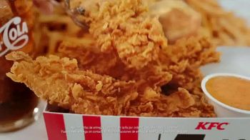 KFC Secret Recipe Fries TV Spot, 'I've Fried Everything' [Spanish] - Thumbnail 5