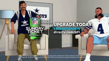 DIRECTV NFL Sunday Ticket TV Spot, 'Let's Take a Ride' Song by Motley Crue - Thumbnail 10