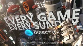 DIRECTV NFL Sunday Ticket TV Spot, 'Let's Take a Ride' Song by Motley Crue - Thumbnail 6