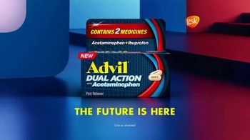 Advil Dual Action With Acetaminophen TV Spot, 'Fights Pain in Two Ways' - Thumbnail 10