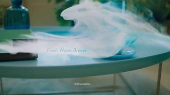 Air Wick Essential Mist TV Spot, 'Feel the Mist'