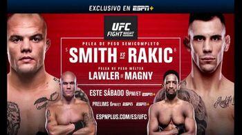 ESPN+ TV Spot, 'Smith vs. Rakić' [Spanish] - Thumbnail 5