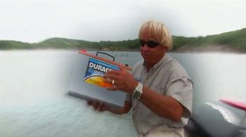 DURACELL Marine Battery TV Spot, 'Fish Kissing' Featuring Jimmy Houston