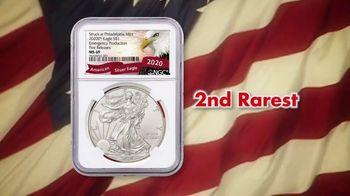 GovMint.com Emergency Production 2020 American Eagle Silver Dollars TV Spot, 'Important Factor' - Thumbnail 3