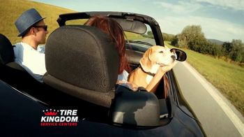 Tire Kingdom Big Brands Bonus Month TV Spot, '$100 Mail-In Rebate Plus $75' - Thumbnail 1
