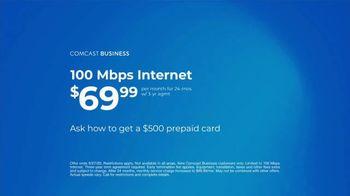 Comcast Business TV Spot, 'Another Chance: Internet + Prepaid Card' - Thumbnail 9