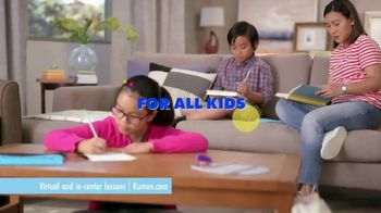 Kumon TV Spot, 'Disrupted Learning: Save $50'