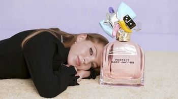 Marc Jacobs Perfect TV Spot, 'Perfect as I Am' Featuring Lila Moss