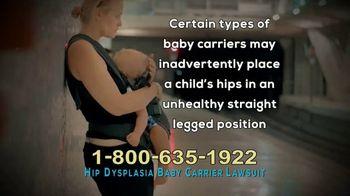 Balaban Law, LLC TV Spot, 'Hip Dysplasia Baby Carrier Lawsuit' - Thumbnail 3