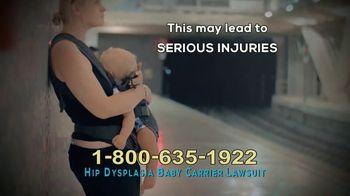 Balaban Law, LLC TV Spot, 'Hip Dysplasia Baby Carrier Lawsuit' - Thumbnail 4