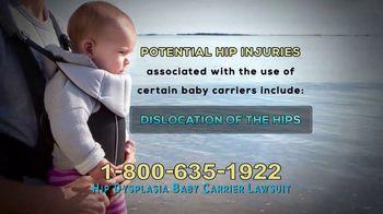 Balaban Law, LLC TV Spot, 'Hip Dysplasia Baby Carrier Lawsuit' - Thumbnail 6