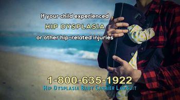 Balaban Law, LLC TV Spot, 'Hip Dysplasia Baby Carrier Lawsuit' - Thumbnail 7