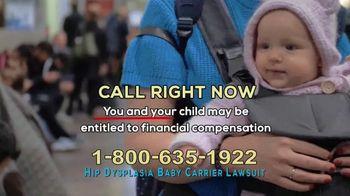 Balaban Law, LLC TV Spot, 'Hip Dysplasia Baby Carrier Lawsuit' - Thumbnail 8
