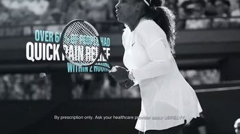 UBRELVY TV Spot, 'Stop Migraines in Its Tracks' Featuring Serena Williams - Thumbnail 5