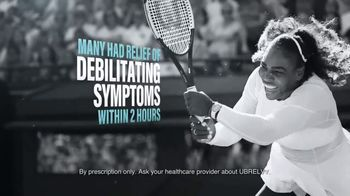UBRELVY TV Spot, 'Stop Migraines in Its Tracks' Featuring Serena Williams - Thumbnail 6