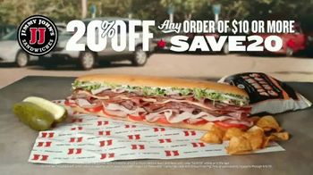 Jimmy John's TV Spot, 'Combos For Days: Last Chance' - Thumbnail 5