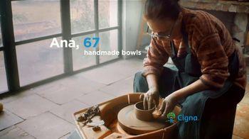 Cigna Medicare Advantage Plan TV Spot, 'A Whole Person: Ana and John' - Thumbnail 2