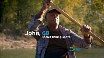 Cigna Medicare Advantage Plan TV Spot, 'A Whole Person: Ana and John' - Thumbnail 3