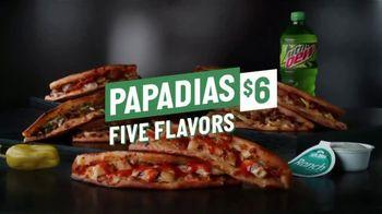 Papa John's Papadias TV Spot, 'Folding' - Thumbnail 10