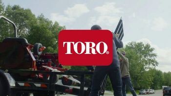 Toro Red Tag Sale TV Spot, 'From Start to Finish' - Thumbnail 1