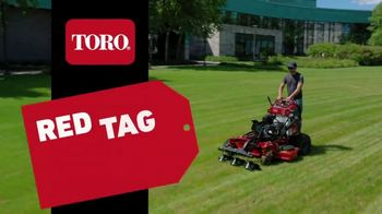 Toro Red Tag Sale TV Spot, 'From Start to Finish' - Thumbnail 5