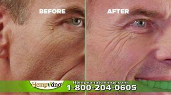 Hempvana Gold Pain Relief Cream TV Spot, 'The Tough Got Going: 50% Hempvana Gold' Featuring Mike Alstott - Thumbnail 9