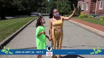 The Valerie Fund TV Spot, '2020 Virtual Walk and Run' - Thumbnail 4