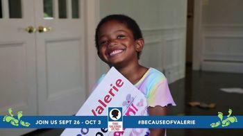 The Valerie Fund TV Spot, '2020 Virtual Walk and Run' - Thumbnail 7