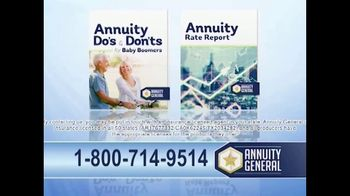 Annuity General TV Spot, 'Do You Own an Annuity?: Annuity Do's and Don'ts' - Thumbnail 5