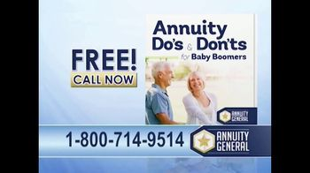 Annuity General TV Spot, 'Do You Own an Annuity?: Annuity Do's and Don'ts' - Thumbnail 3
