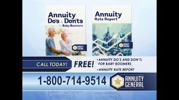 Annuity General TV Spot, 'Do You Own an Annuity?: Annuity Do's and Don'ts' - Thumbnail 4