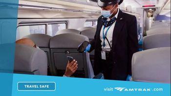 Amtrak TV Spot, 'Travel Safe'
