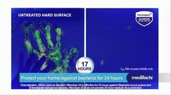 Microban 24 TV Spot, 'Hard Surfaces' - Thumbnail 8
