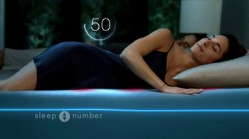 Sleep Number Biggest Sale of the Year TV Spot, 'Save 50%, 0% Interest for 60 Months' - Thumbnail 4
