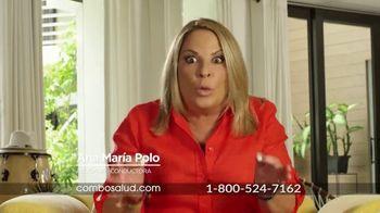 Omega XL Immune Health Bundle TV Spot, 'Triple acción: $44.95 dólares' con Ana María Polo [Spanish] - Thumbnail 2