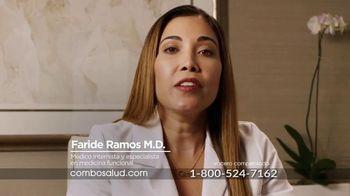 Omega XL Immune Health Bundle TV Spot, 'Triple acción: $44.95 dólares' con Ana María Polo [Spanish] - Thumbnail 4