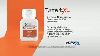 Omega XL Immune Health Bundle TV Spot, 'Triple acción: $44.95 dólares' con Ana María Polo [Spanish] - Thumbnail 7