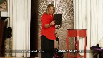 Omega XL Immune Health Bundle TV Spot, 'Triple acción: $44.95 dólares' con Ana María Polo [Spanish] - Thumbnail 9